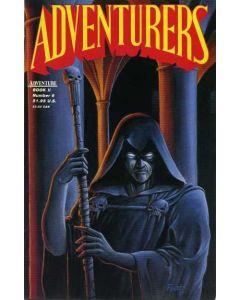 Adventurers Book II (1988) #   6 (7.0-FVF)