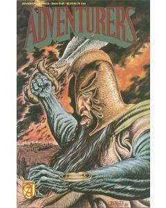 Adventurers Book III (1989) #   5 (6.0-FN)