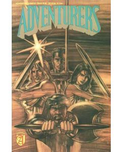 Adventurers Book III (1989) #   6 (6.0-FN)
