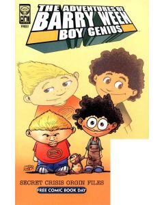 Adventures of Barry Ween Secret Crisis FCBD (2004) #   1 Stamped (7.0-FVF)