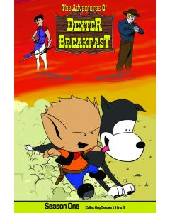 Adventures of Dexter Breakfast Season 1 GN TPB (2007) #   1 1st Print (7.0-FVF)