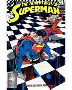 Adventures of Superman (1987) # 441 (7.0-FVF) Mr. Mxyzptlk