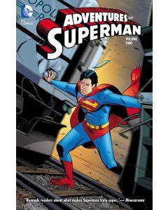Adventures of Superman TPB (2014) #   2 1st Print ( 9.2-NM)