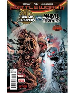 Age of Ultron vs Marvel Zombies (2015) #   2 Cover A (5.0-VGF)
