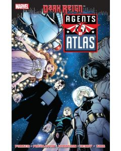 Agents of Atlas Dark Reign HC (2009) #   1 1st Print (9.0-VFNM)