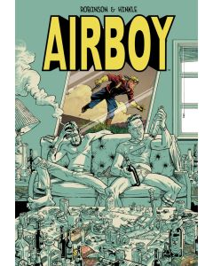 Airboy HC (2016) #   1 1st Print (9.2-NM) Deluxe Edition