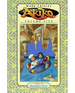 Akiko TPB (1997) #   5 1st Print (8.0-VF) Bornstone's Elixer