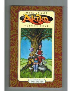 Akiko TPB (1997) #   4 1st Print (8.0-VF) The Story Tree