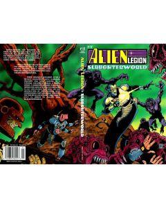 Alien Legion Slaughterworld TPB (1991) #   1 1st Print (7.0-FVF)