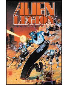 Alien Legion TPB (2001) #   3 1st Print (4.0-VG) Footsloggers