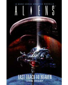 Aliens Fast Track to Heaven OGN HC (2011) #   1 1st Print (9.2-NM)