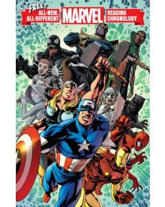 All New All Different Marvel Reading Chronology (2017) #   1 (8.0-VF)