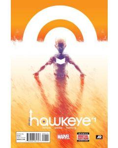 All New Hawkeye 1st Series (2015) #   1 (8.0-VF)
