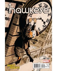 All New Hawkeye 1st Series (2015) #   2 What the Duck Variant (6.0-FN)