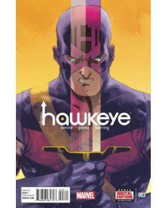 All New Hawkeye 1st Series (2015) #   3 (9.0-NM)