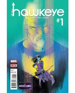 All New Hawkeye 2nd Series (2015) #   1 (9.0-NM)