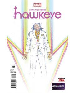 All New Hawkeye 2nd Series (2015) #   2 (7.0-FVF)