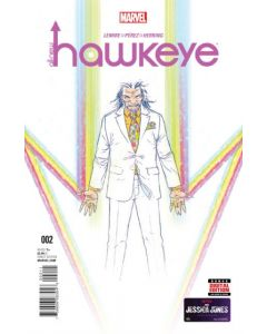 All New Hawkeye 2nd Series (2015) #   2 (8.0-VF)