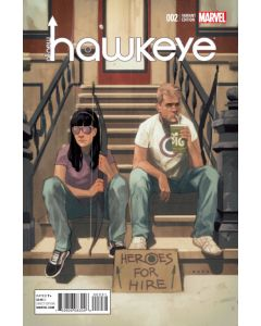 All New Hawkeye 2nd Series (2015) #   2 Phil Noto 1:25 Variant (8.0-VF)