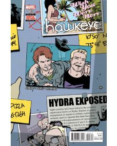 All New Hawkeye 2nd Series (2015) #   3 (8.0-VF)