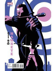 All New Hawkeye 2nd Series (2015) #   4 Michael Cho 1:20 Variant (8.0-VF)