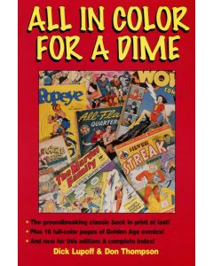 All in Color for a Dime TPB (1997) #   1 New Edition 1st Print (7.0-FVF)