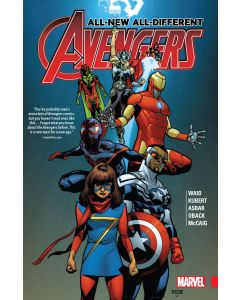 All New All Different Avengers HC (2017) #   1 1st Print (9.2-NM) Mark Waid