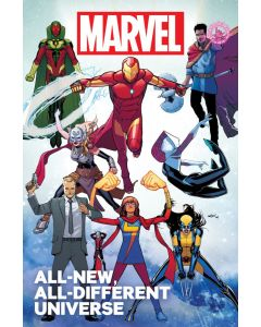 All New All Different Marvel Universe (2016) #   1 (8.0-VF) One Shot