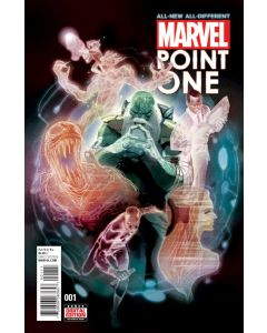 All New All Different Point One (2015) #   1 (8.0-VF)