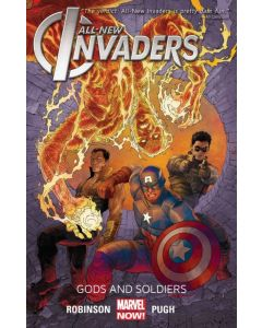 All New Invaders TPB (2014) #   1 1st Print (9.2-NM) Gods and Soldiers