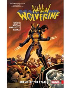 All New Wolverine TPB (2016) #   3 1st Print (9.2-NM) Enemy of the state II