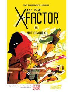 All New X-Factor TPB (2015) #   1-3 1st Print (9.0-VFNM) Complete Set