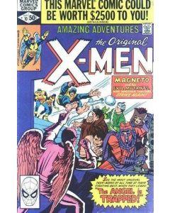 Amazing Adventures (1979) #  10 (5.0-VGF) X-Men
