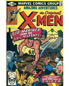Amazing Adventures (1979) #  12 (6.0-FN) X-Men