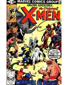 Amazing Adventures (1979) #   6 (6.0-FN) X-Men