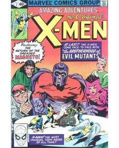 Amazing Adventures (1979) #   7 Mark Jewelers Variant (4.0-VG) X-Men