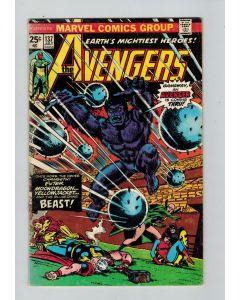 Avengers (1963) # 137 (3.0-GVG) (627409)