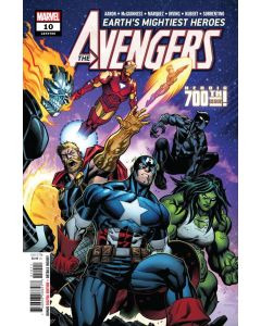 Avengers (2018) #  10 (8.0-VF)