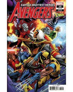 Avengers (2018) #  10 COVER G (6.0-FN)