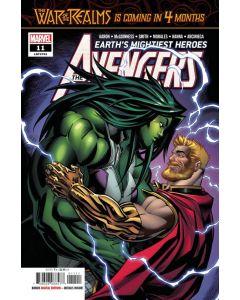 Avengers (2018) #  11 (8.0-VF)