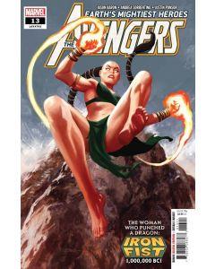 Avengers (2018) #  13 (8.0-VF)