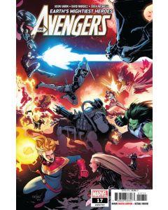Avengers (2018) #  17 (8.0-VF)