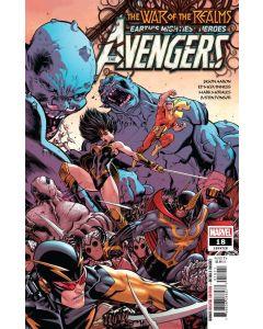 Avengers (2018) #  18 (8.0-VF)