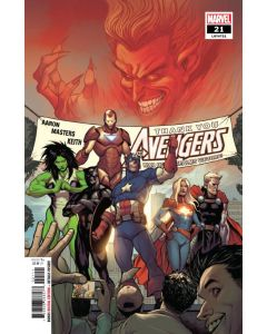 Avengers (2018) #  21 (7.0-FVF)