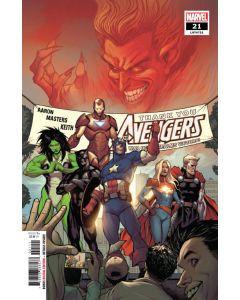 Avengers (2018) #  21 (8.0-VF)