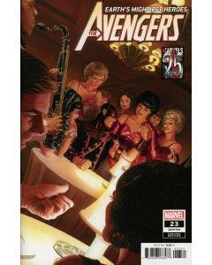 Avengers (2018) #  23 COVER B (6.0-FN)