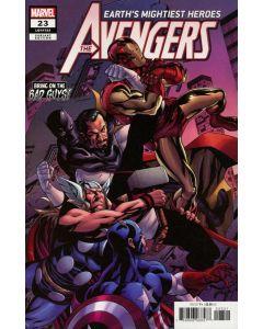 Avengers (2018) #  23 COVER C (8.0-VF)
