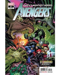Avengers (2018) #  27 (8.0-VF)