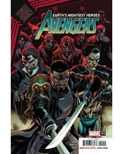 Avengers (2018) #  45 (9.0-VFNM)