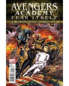 Avengers Academy (2010) #  15 (6.0-FN)